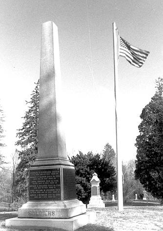 Image result for civil war monument in plymouth connecticut